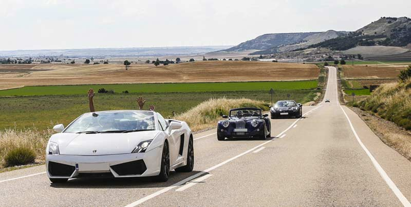 Some of the best driving roads in Spain